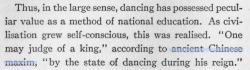 Havelock Ellis, Dance of Life, 1923